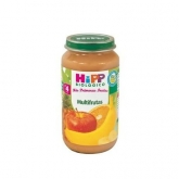 Petit Pot Bio Multifruits (4 mois) HIPP, 250 g