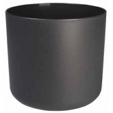 Vaso B.for soft round antracita Elho