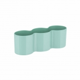 Vaso B. for diamond cactus trio Menta Elho