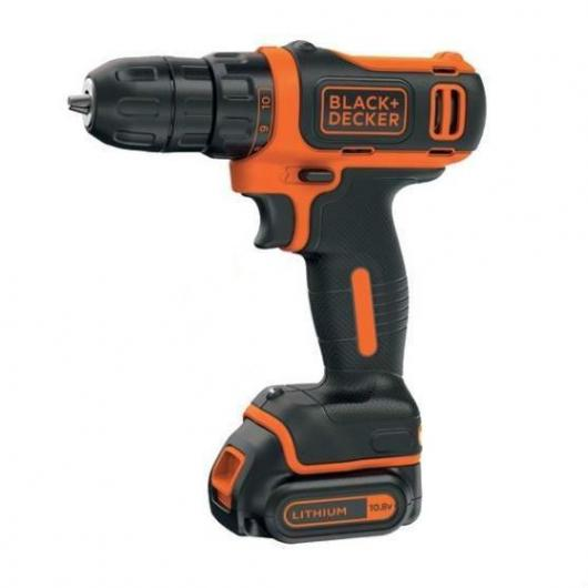 Perceuse Visseuse Sans Fil 10.8 V Black & Decker