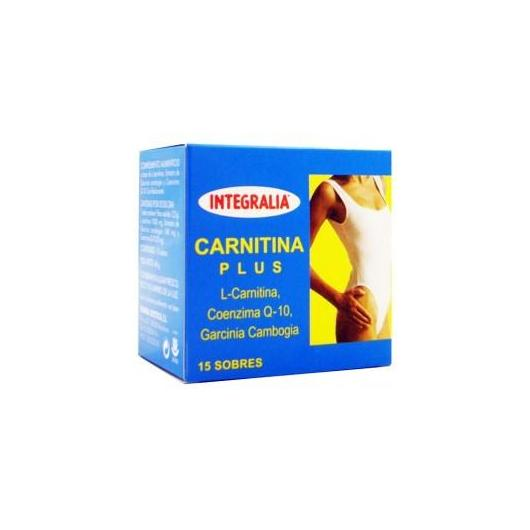 Carnitina Plus Integralia, 15 sobres