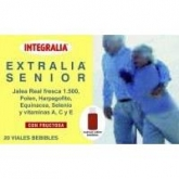 Extralia Senior Integralia, 20 ampollas