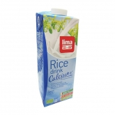 BEBIDA ARROZ RICE DRINK CALCIUM LIMA, 1L