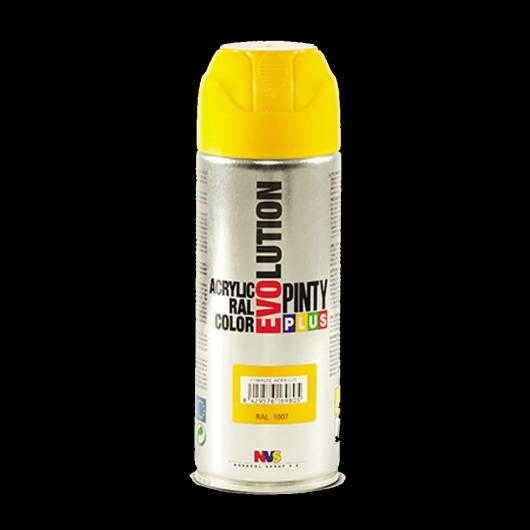 Pittura Spray Evolution Nero Opaco, 400 ml
