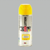 Pintura en Spray Evolution Plata Purpurina, 400 ml