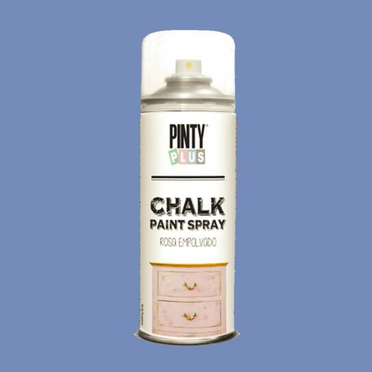 Pintura a la tiza / Chalk paint en Spray - Azul índigo, 400 ml