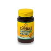 Ginkgo Biloba 500 Mg Nature Essential, 60 tabletas