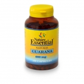 Guarana (Paullinia cupana) 600 mg Nature Essential, 150 Capsule