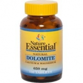 Dolomite 600 mg Nature Essential, 150 perlas