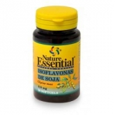 Isoflavonas de soja 620 mg Nature Essential, 50 perlas
