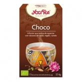 Yogi Tea BIO Chocolate, 17 bolsitas