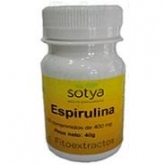 Spirulina 400 mg, 100 compresse