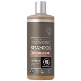Shampoo Brown sugar fair trade Urtekram, 500 ml