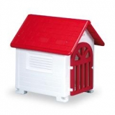 Casetta Pet-House plastica