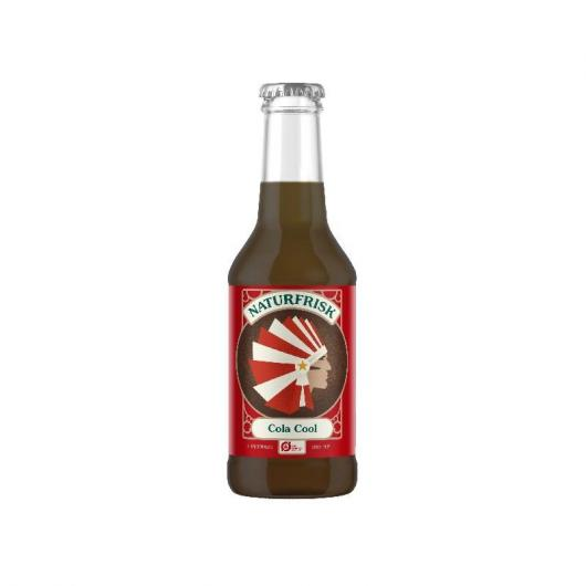 REFRESCO COLA CLASSIC NATURFRISK, 25 CL