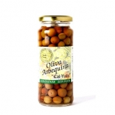 Olive Arbequina Eco Cal Valls, 240 g