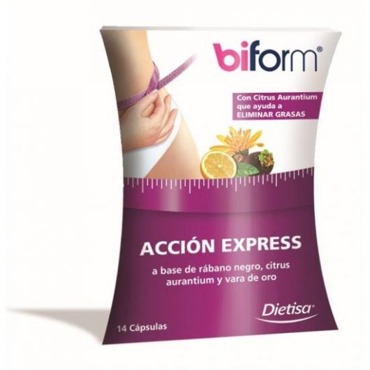 Action Express Biform, 14 capsules