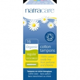 Tampone normale con applicatore bio Natracare 16 uds