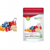SuperBerries bayas secas BIO Biotona, 250 g