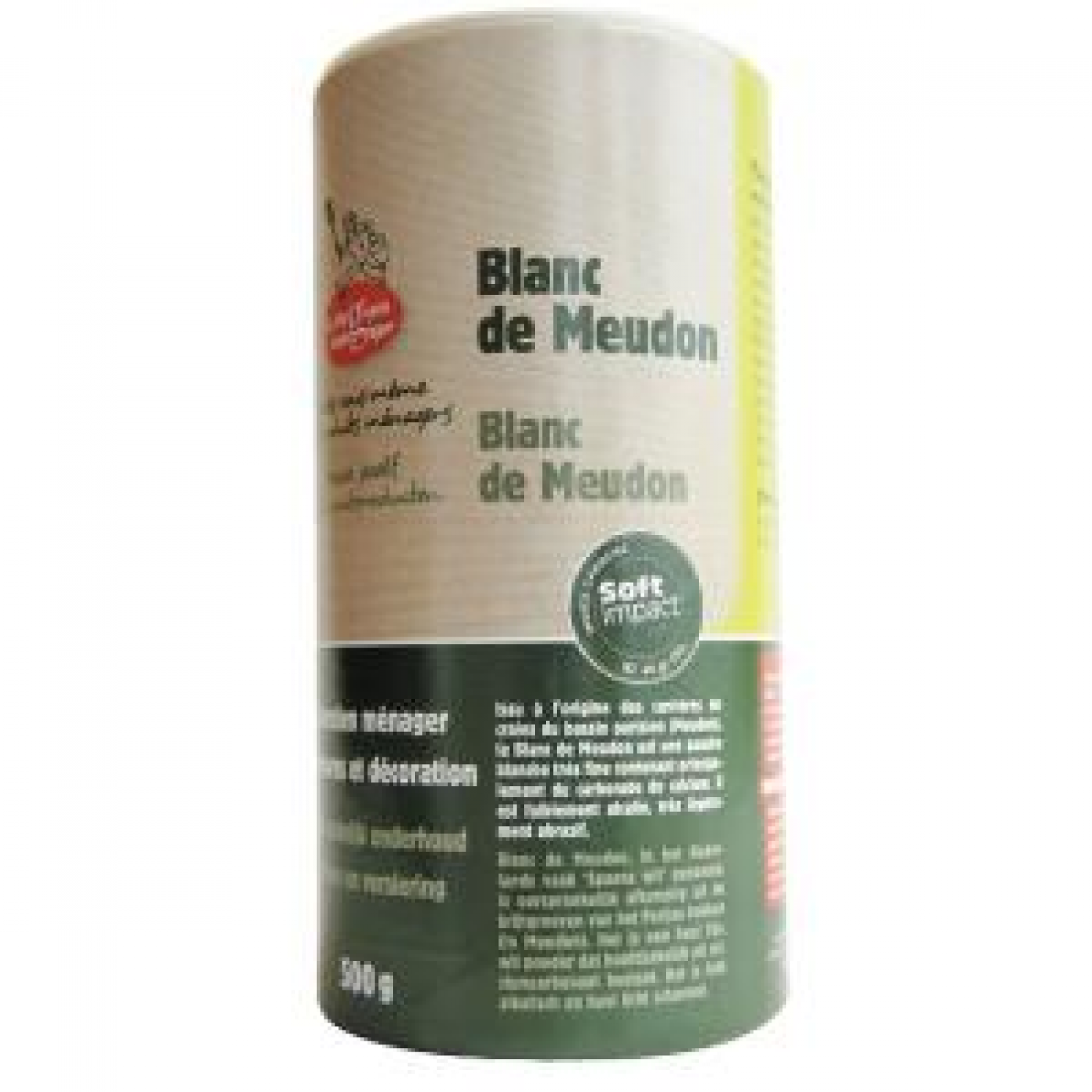 blanc de meudon la droguerie cologique 500 g por 3 28 en planeta huerto. Black Bedroom Furniture Sets. Home Design Ideas