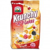 Muesli Krunchy Flakes de Fruits Riuges Barnhouse 375 g