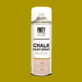 Pintura a la tiza / Chalk paint en Spray - Beige Sáhara, 400 ml