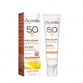 Spray solare SPF50 Acorelle, 100 ml