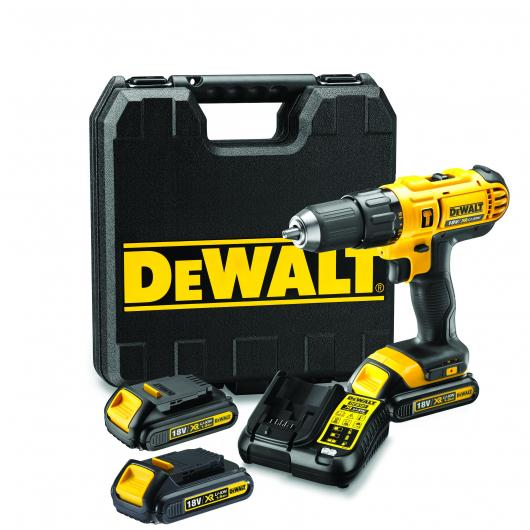 Trapano Combinato DeWalt XR 18V 13mm