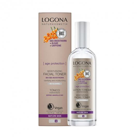 Lotion visage Age Protection Logona, 150 ml