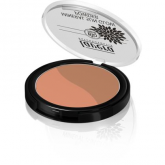 Maquillaje polvo bronceador duo - Sunset Kiss 02 Lavera 9 g