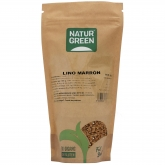 Lino Marrone Naturgreen, 250 g