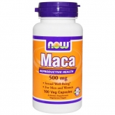 Maca Andine 500 mg Now Foods, 100 capsules