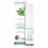 Stick antiespinillas Menta Bio Logona, 6ml