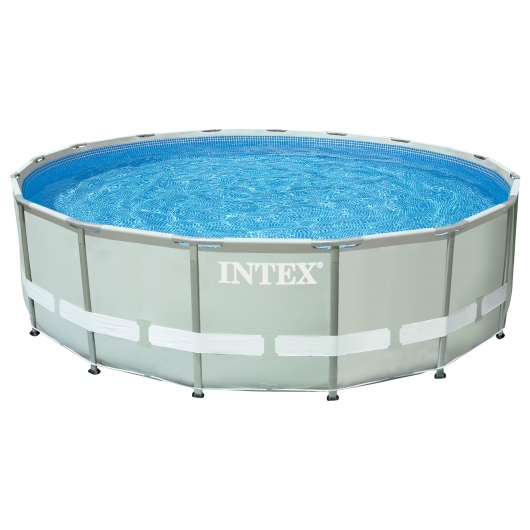 Piscina Ultra 488 x 122 cm con depuradora Intex