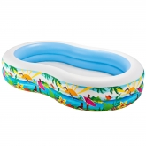Piscina Paradise 262 x 160 x 46 cm Intex