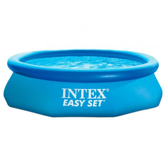 Piscina hexagonal Easy Set 305 x 76 cm Intex