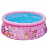 Piscina Hello Kitty com aro 183 x 51 cm Intex