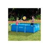 Piscina Small Frame 260 x 160 x 65 cm Intex