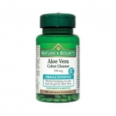 Aloe Vera 330 mg Colon Cleanse Nature's Bounty, 60 compresse