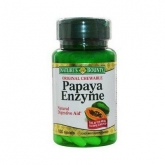 Enzyme de Papaye Nature's Bounty, 100 tablettes