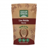 Lin Marron Moulu Naturgreen, 225 g