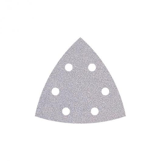 Wolfcraft 1160100 - 25 feuilles abrasives auto-agrippantes