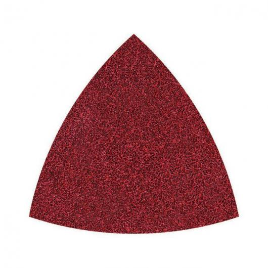 Wolfcraft 5886000 - 5 feuilles abrasives auto-agrippantes