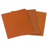 Wolfcraft 2848000 - 1 feuille abrasive papier corindon