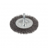 Wolfcraft 8470000 - 1 brosse métal circulaire