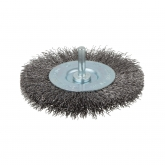 Wolfcraft 8471000 - 1 brosse métal circulaire