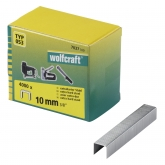 Wolfcraft 7037100 - 4000 agrafes larges