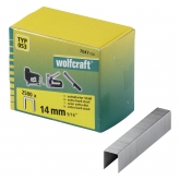 Wolfcraft 7047100 - 2500 punto dorso largo