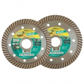 "Wolfcraft 8328000 - 1 disco de corte diamantado ""Project Ceramic"" Ø 115 x 22,2 mm"