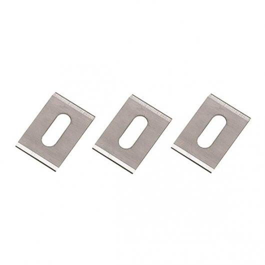 Wolfcraft 4310000 - 3 cuchillas de repuesto para art. no. 4300000